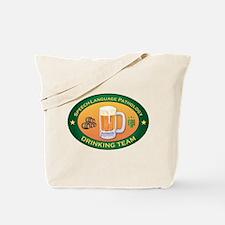 Speech-Language Pathology Team Tote Bag