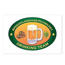 Speech-Language Pathology Team Postcards (Package