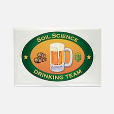 Soil Science Team Rectangle Magnet