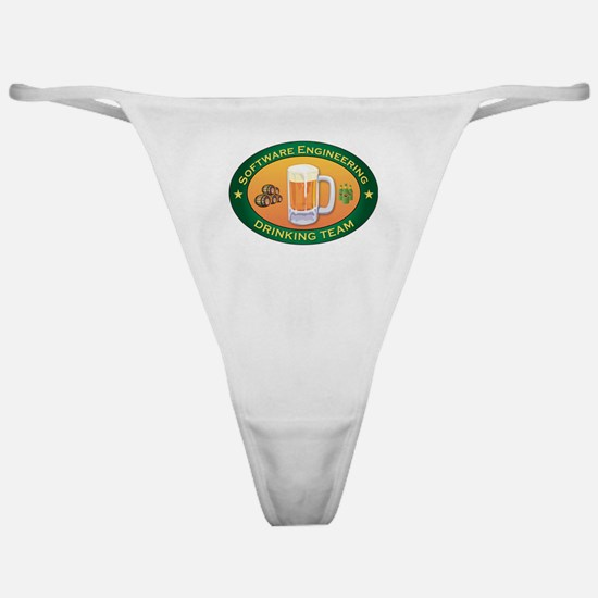 Software Engineering Team Classic Thong