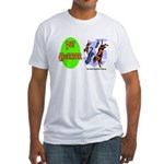 Pet Hoarder Fitted T-Shirt
