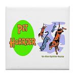 Pet Hoarder Tile Coaster