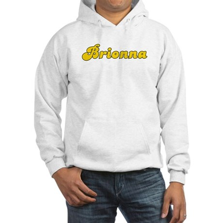 Retro Brionna (Gold) Hooded Sweatshirt