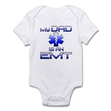 EMT DAD Infant Bodysuit