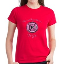 Firefighter Wife Tee