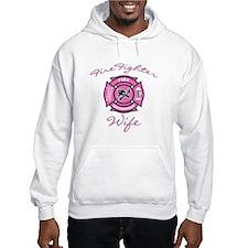 Firefighter Wife Hoodie Sweatshirt