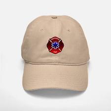 FIREFIGHTER-EMT Baseball Baseball Cap