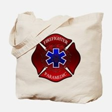 FIREFIGHTER-PARAMEDIC Tote Bag