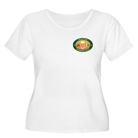 Road Trip Team Women's Plus Size Scoop Neck T-Shir