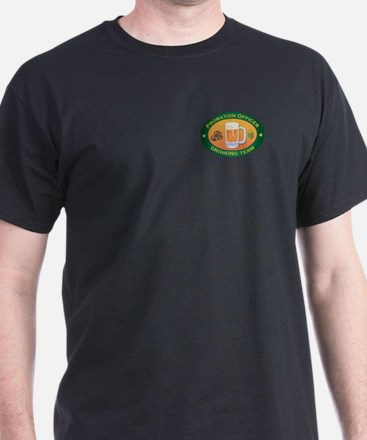 Probation Officer Team T-Shirt