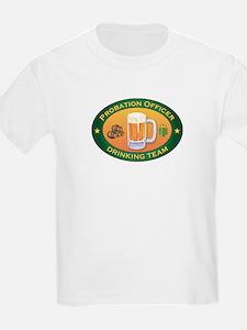 Probation Officer Team T-Shirt