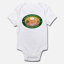 Probation Officer Team Infant Bodysuit