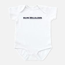 99.9% Hellraiser Infant Bodysuit