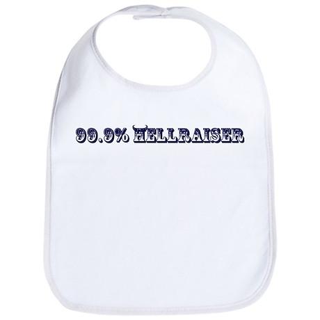 99.9% Hellraiser Bib