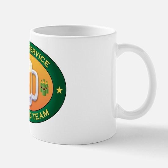 Postal Service Team Mug