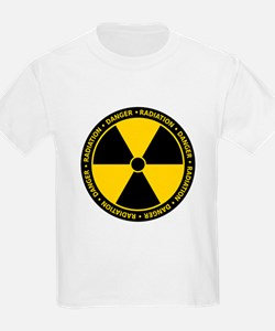 Radiation Warning T-Shirt