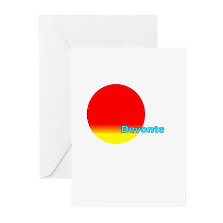 Devonte Greeting Cards (Pk of 20)