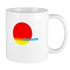 Devonte Small Mug