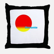 Devonte Throw Pillow