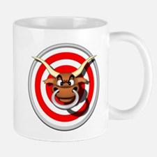 Bulls Eye Mug