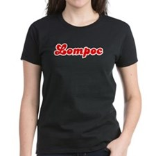 Retro Lompoc (Red) Tee