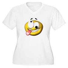 Crazy Emoticon T-Shirt