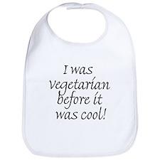Cool Vegetarians Bib