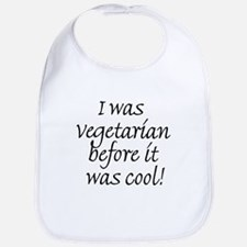 Cool Vegetarians Bib