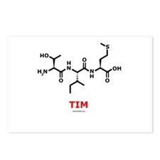 TIM Postcards (Package of 8)