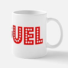 Retro Miguel (Red) Mug