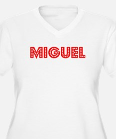 Retro Miguel (Red) T-Shirt