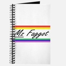 Mz Faggot Journal