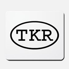 TKR Oval Mousepad
