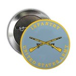 Army Infantry <BR>Button