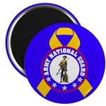 Army National Guard <BR> 100 Magnets