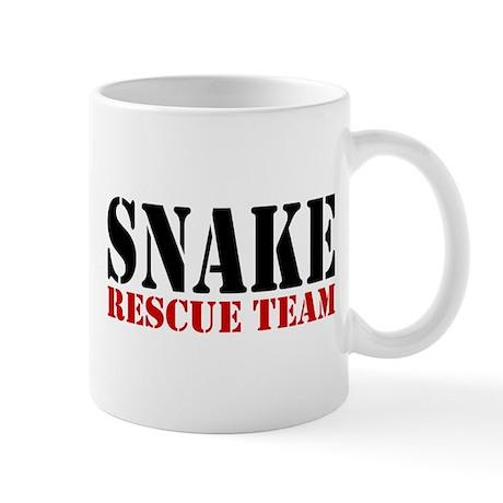 Snake Rescue Team Mug
