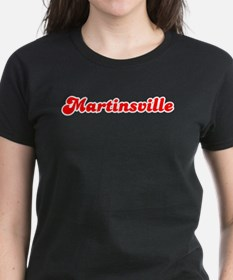 Retro Martinsville (Red) Tee