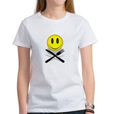 Hungry Happy Face Tee