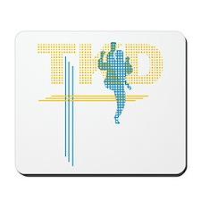 TKD Squared Mousepad
