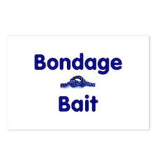 Bondage Bait Postcards (Package of 8)