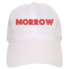Retro Morrow (Red) Baseball Cap