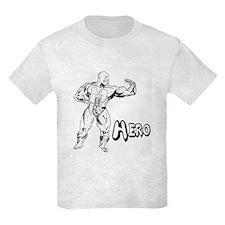 """Kids """"HERO"""" Light T-Shirt"""