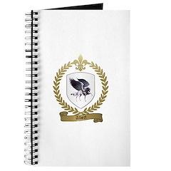 ALBERT Family Crest Journal