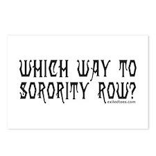 SORORITY ROW Postcards (Package of 8)
