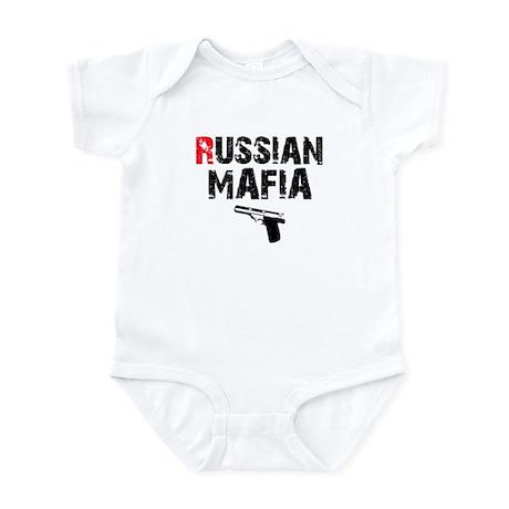 Russian Mafia Infant Bodysuit