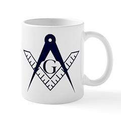 Masonic Basic S&C Mug
