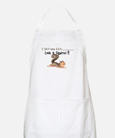 I dont Have Adhd, look a squi BBQ Apron