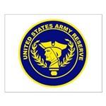 United States Army Reserve Small Poster