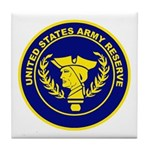 United States Army Reserve Tile Coaster