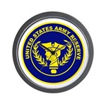 United States Army Reserve Wall Clock